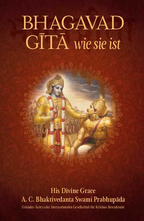 Bhagavad Gita - Wie Sie Ist (neu)