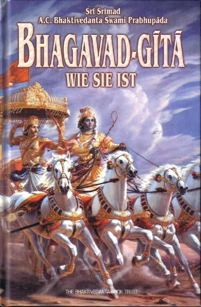 Bhagavad Gita - Wie Sie Ist (alt)