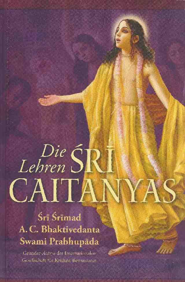 Die Lehen Shri Chaitanyas