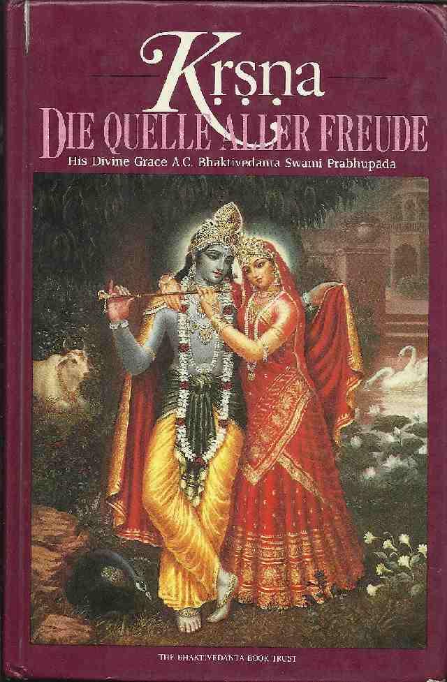 Krishna Buch (Band 1)
