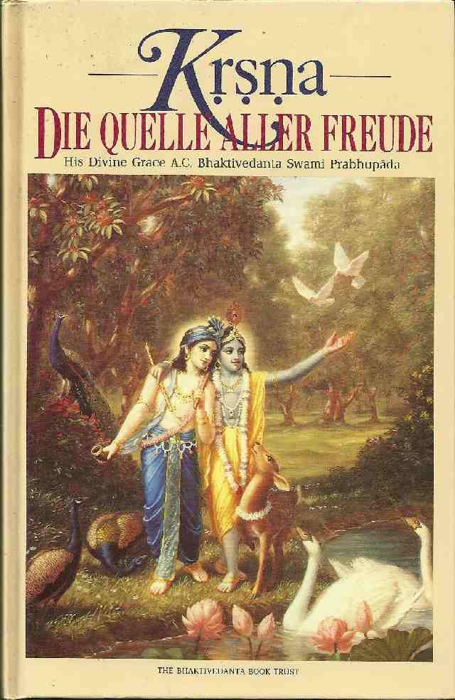 Krishna Buch (Band 2)