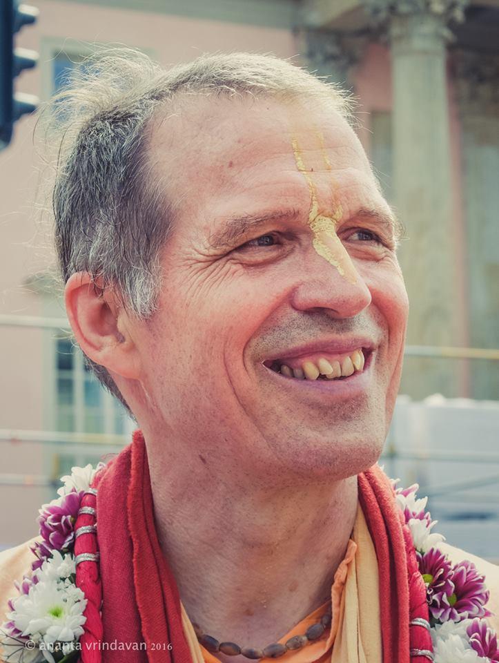 Shri Chaitanya Mahaprabhus offene Einladung