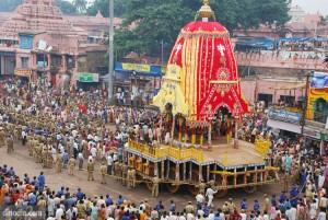 Ratha Yatra in Jagannatha Puri 2015