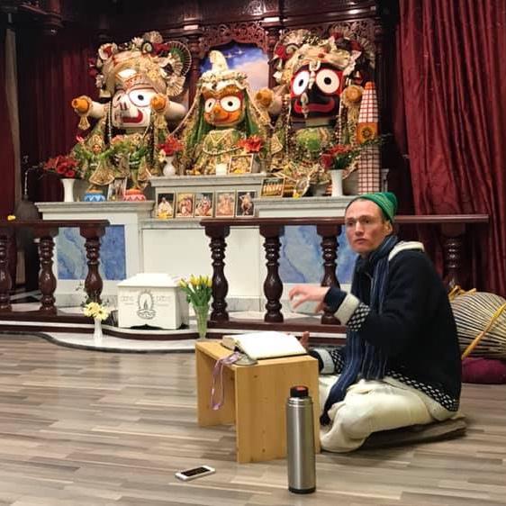 5 Wege mit Krishna in Kontakt zu kommen