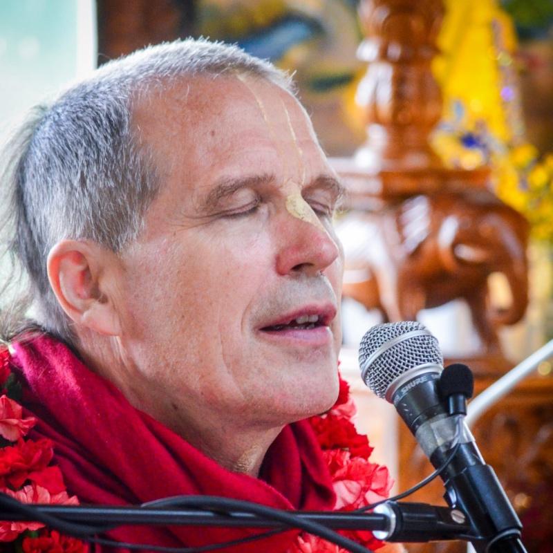 Kirtan 2 Sacinandana Swami